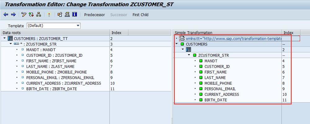 Simple XML Processing in ABAP Part III  – Create Simple