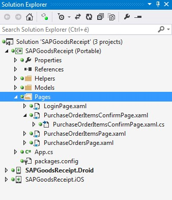 SAP and Xamarin | Practical Guide to Integrate SAP and Xamarin